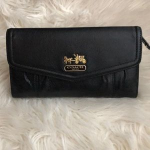 NWOT ⭐️ Coach Horse & Carriage Wallet